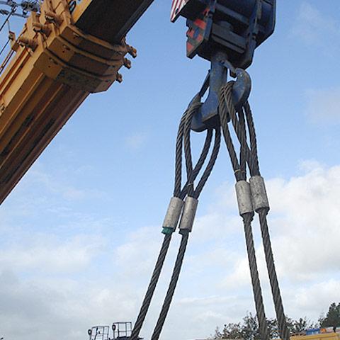 Cables de acero, cadenas, eslingas y elementos de elevación cable, cabo, nylon, driza, nautica, cadena, inox, din 5187, cabulleria, tensor, elevacion, amarre, fondeo